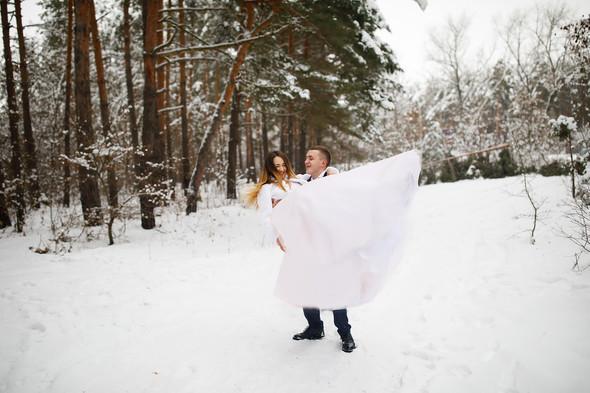 Зимняя сказка Паши и Ани - фото №46