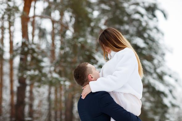 Зимняя сказка Паши и Ани - фото №44