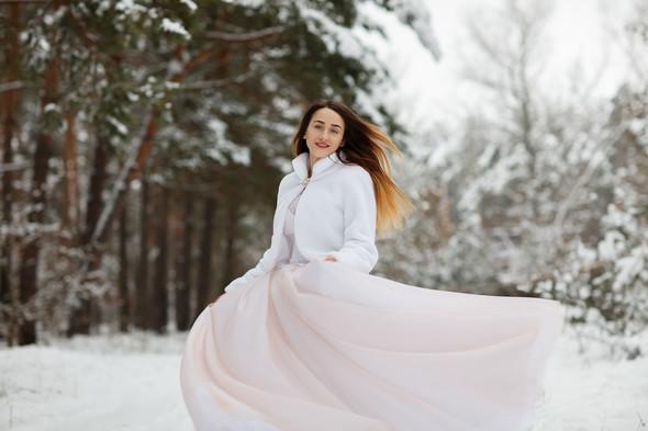 Зимняя сказка Паши и Ани - фото №48