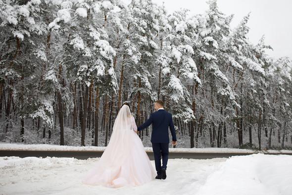 Зимняя сказка Паши и Ани - фото №24