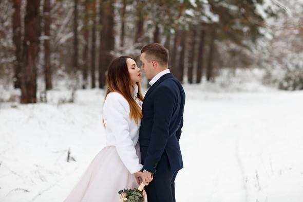 Зимняя сказка Паши и Ани - фото №40
