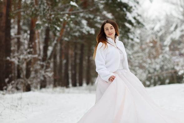 Зимняя сказка Паши и Ани - фото №49