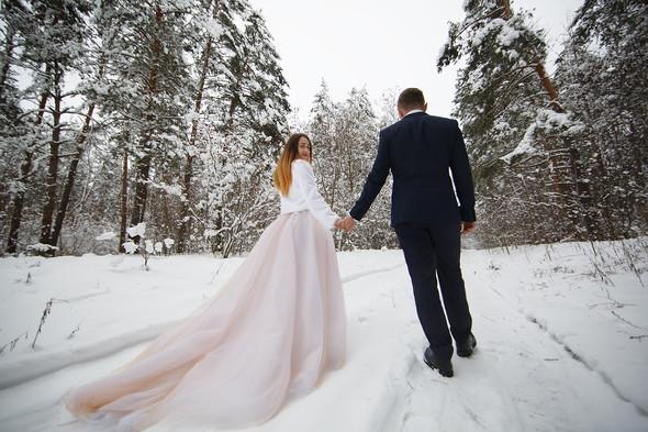 Зимняя сказка Паши и Ани - фото №52