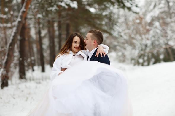 Зимняя сказка Паши и Ани - фото №47