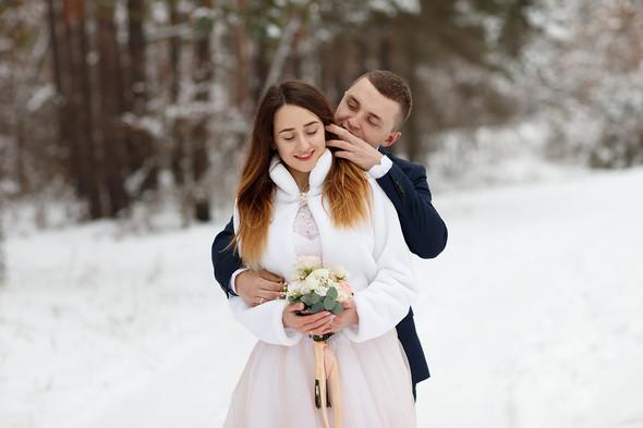 Зимняя сказка Паши и Ани - фото №50