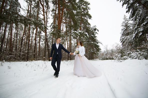 Зимняя сказка Паши и Ани - фото №28