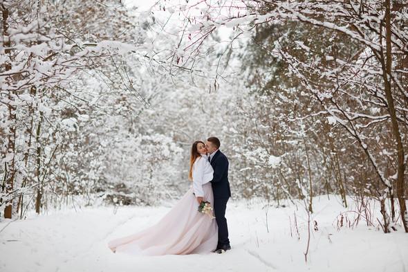 Зимняя сказка Паши и Ани - фото №51