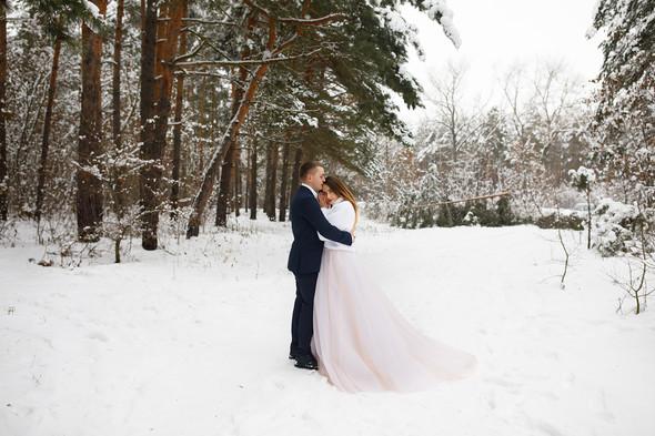 Зимняя сказка Паши и Ани - фото №37
