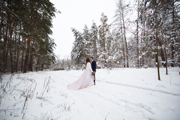 Зимняя сказка Паши и Ани - фото №41