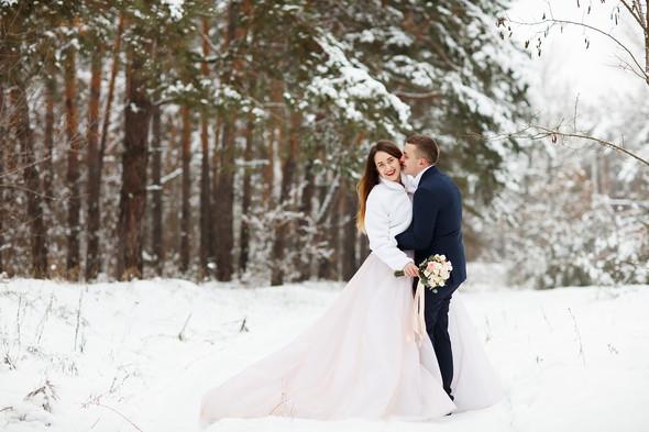 Зимняя сказка Паши и Ани - фото №43