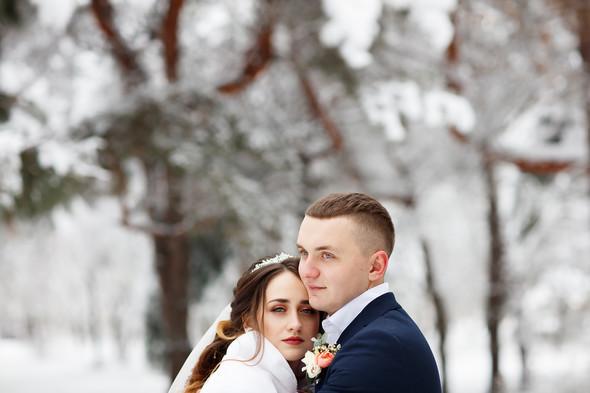 Зимняя сказка Паши и Ани - фото №27