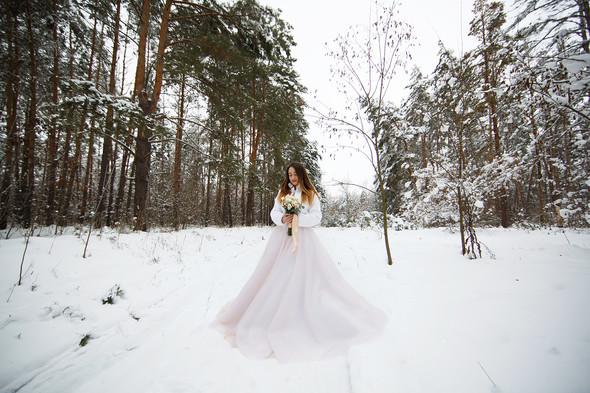 Зимняя сказка Паши и Ани - фото №30