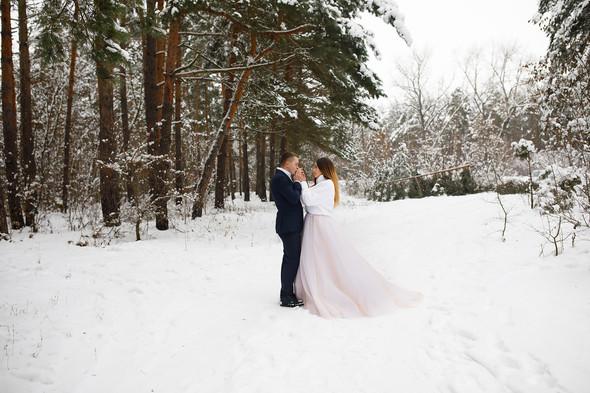 Зимняя сказка Паши и Ани - фото №35