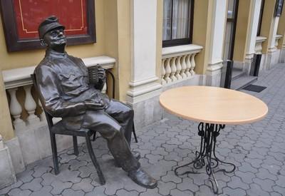 Памятник бравому солдату Швейку - портфолио 6