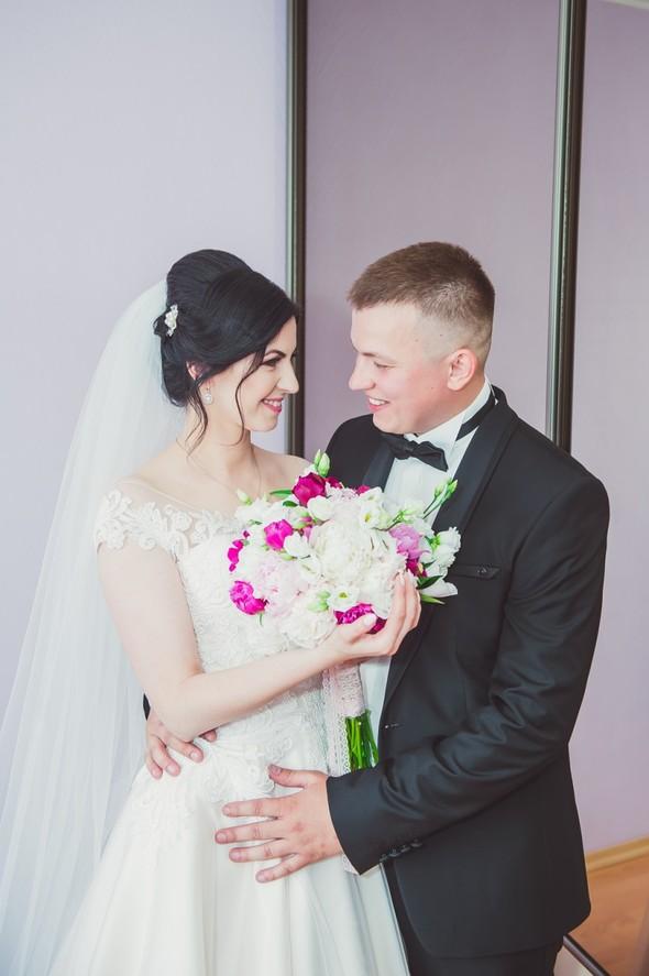 Свадьба Ксюши и Димы - фото №5
