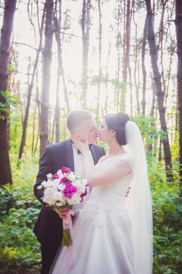 Свадьба Ксюши и Димы - фото №12