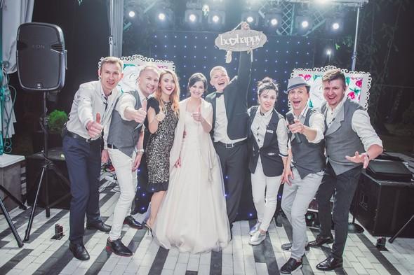 Свадьба Ксюши и Димы - фото №16