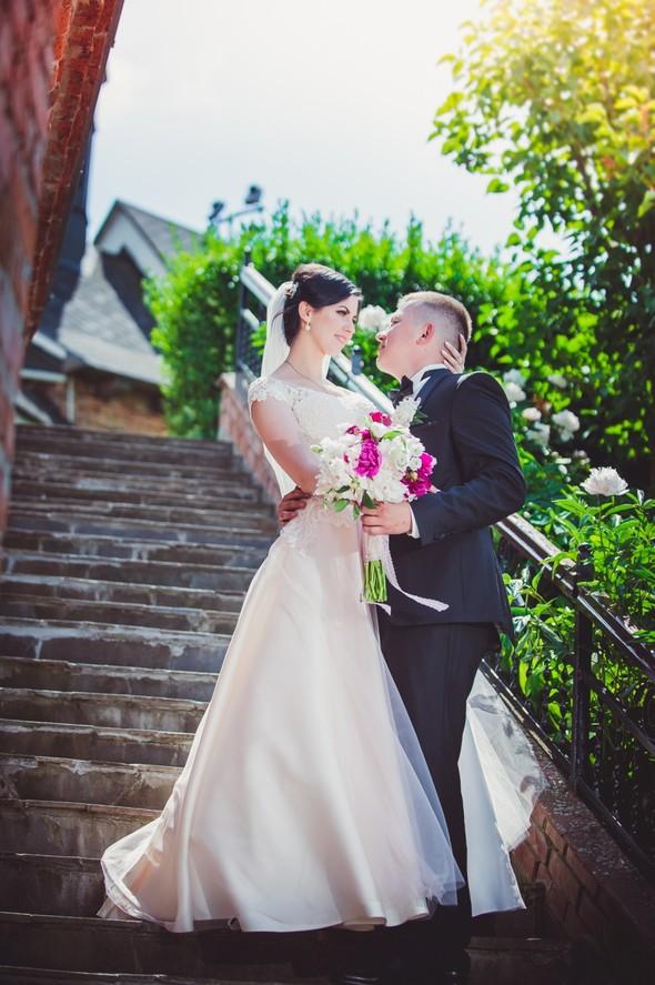Свадьба Ксюши и Димы - фото №9