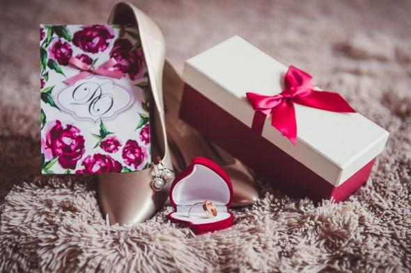 Свадьба Ксюши и Димы - фото №1