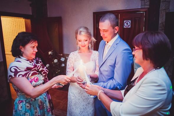 Свадьба Тани и Олега - фото №21