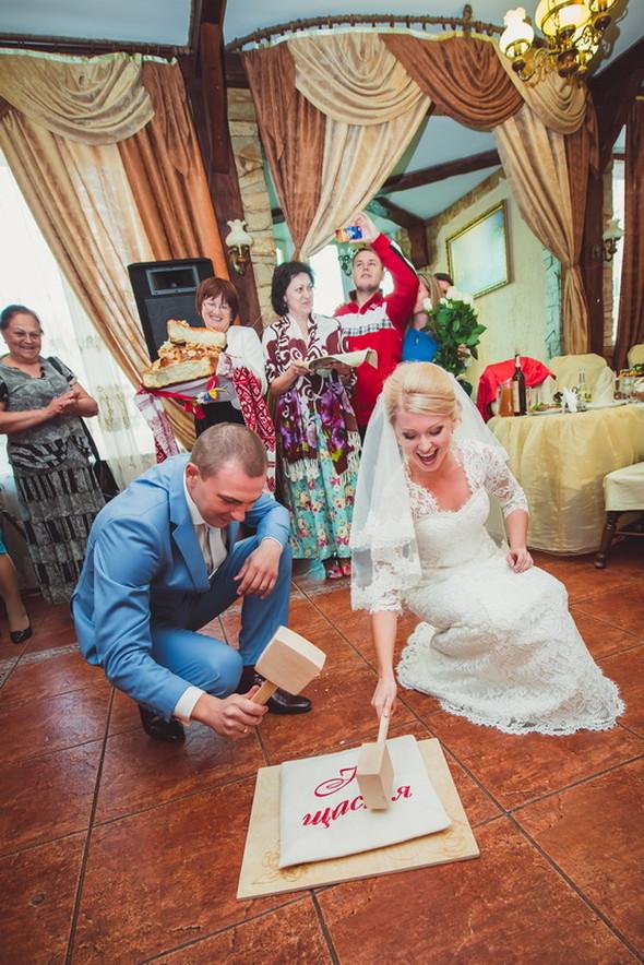 Свадьба Тани и Олега - фото №16