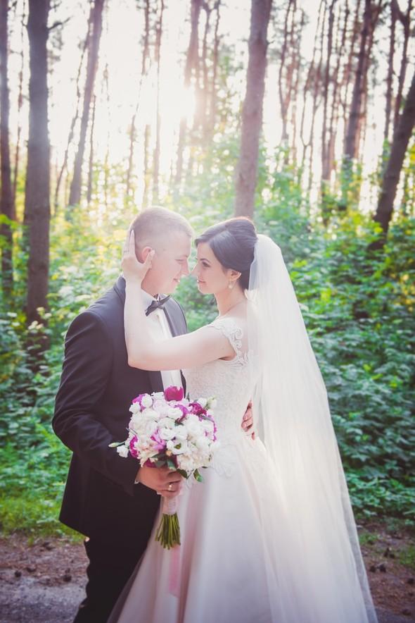 Свадьба Ксюши и Димы - фото №13