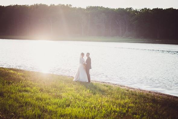 Свадьба Ксюши и Димы - фото №14