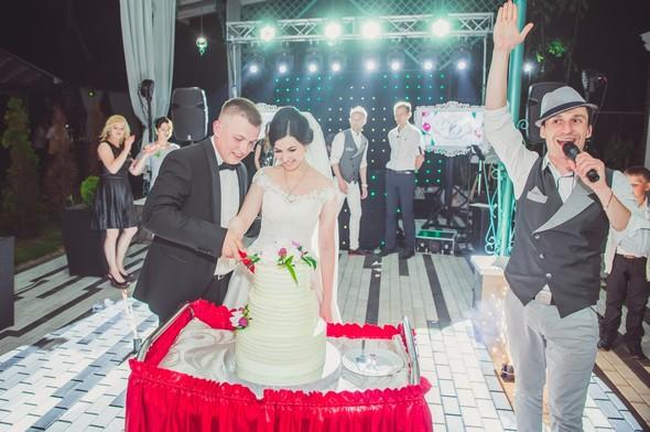 Свадьба Ксюши и Димы - фото №15