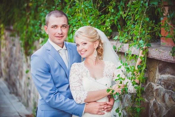 Свадьба Тани и Олега - фото №15