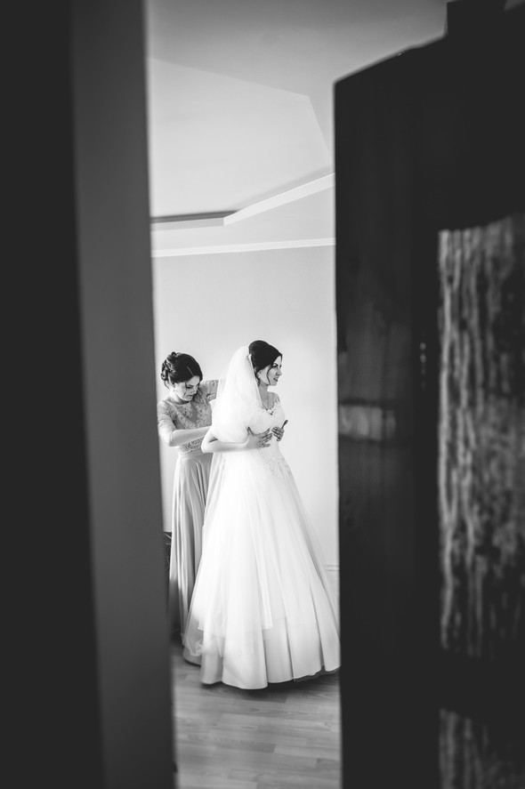 Свадьба Ксюши и Димы - фото №4