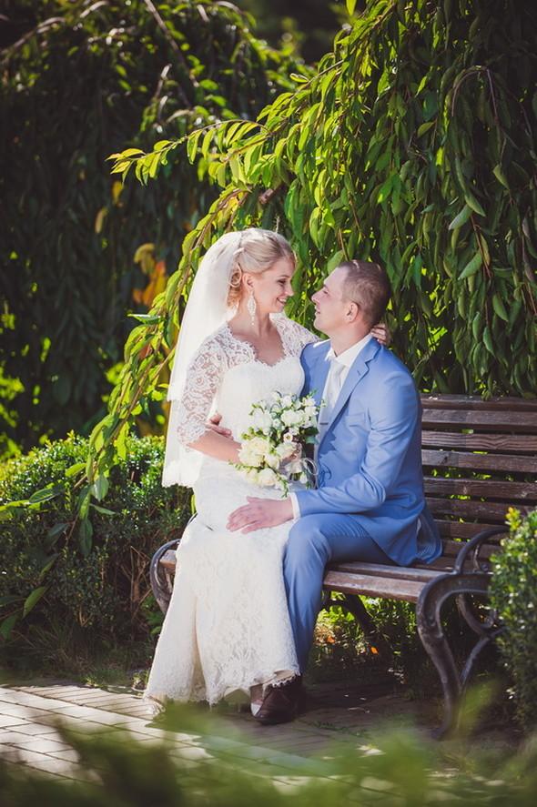 Свадьба Тани и Олега - фото №11