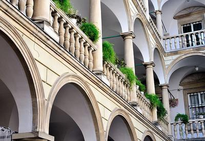 Итальянский дворик - портфолио 2