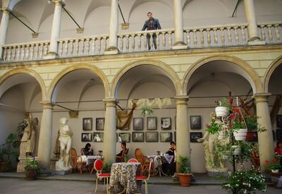 Итальянский дворик - портфолио 6