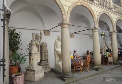 Итальянский дворик - портфолио 3