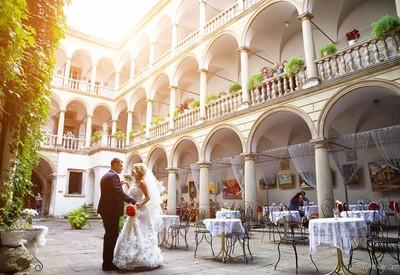 Итальянский дворик - фото 1