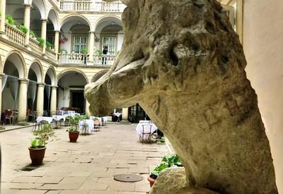 Итальянский дворик - портфолио 4