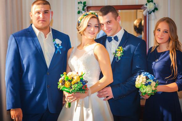 Димон_Лимон и Вика-Ежевика (Цвет) - фото №39