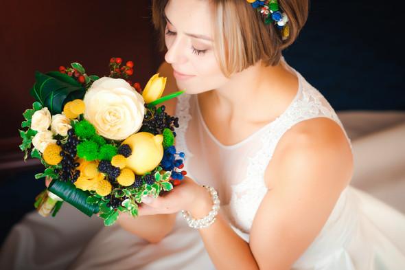 Димон_Лимон и Вика-Ежевика (Цвет) - фото №44