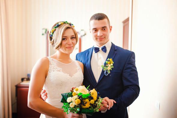 Димон_Лимон и Вика-Ежевика (Цвет) - фото №24