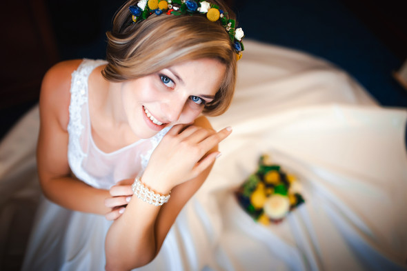 Димон_Лимон и Вика-Ежевика (Цвет) - фото №47