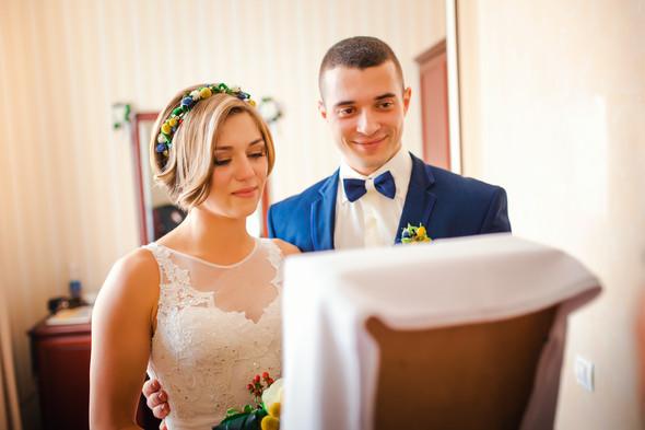 Димон_Лимон и Вика-Ежевика (Цвет) - фото №25