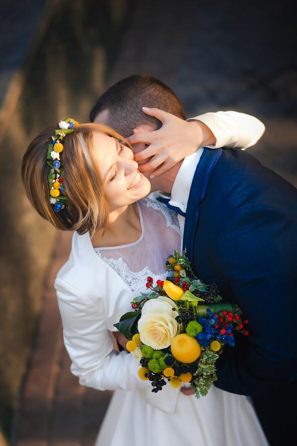 Димон_Лимон и Вика-Ежевика (Цвет) - фото №85
