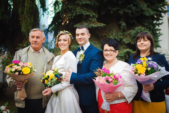 Димон_Лимон и Вика-Ежевика (Цвет) - фото №57