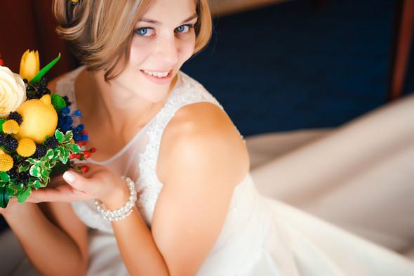 Димон_Лимон и Вика-Ежевика (Цвет) - фото №46