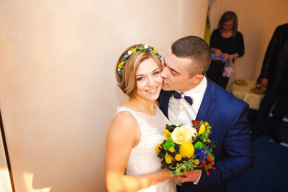 Димон_Лимон и Вика-Ежевика (Цвет) - фото №20