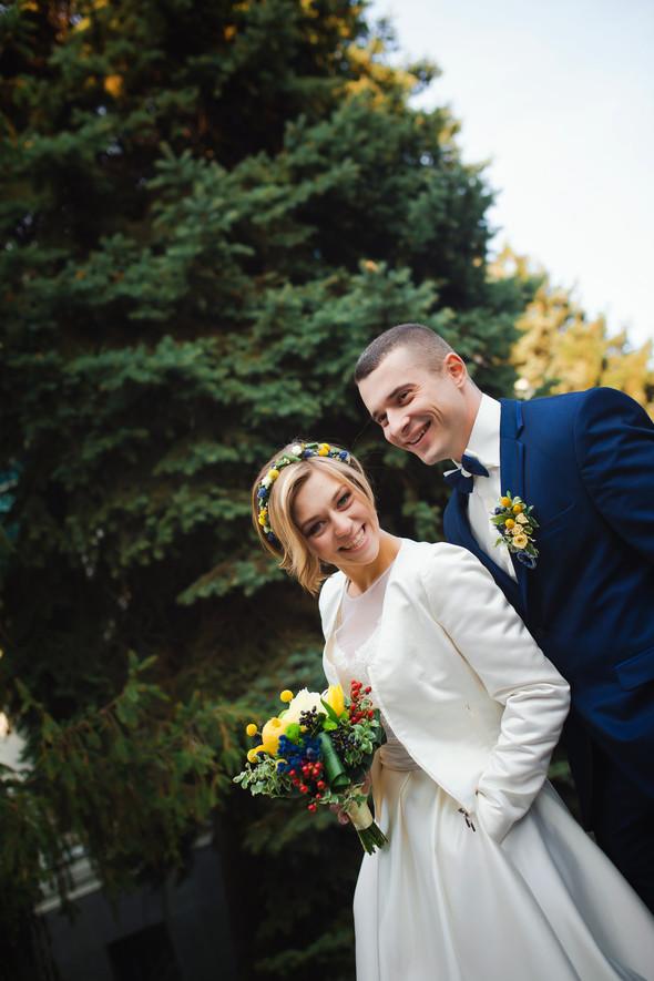 Димон_Лимон и Вика-Ежевика (Цвет) - фото №58