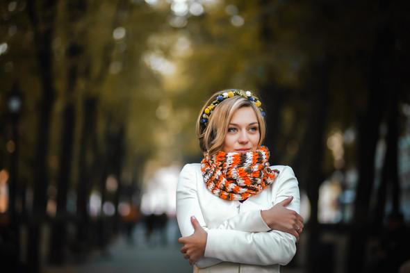 Димон_Лимон и Вика-Ежевика (Цвет) - фото №90