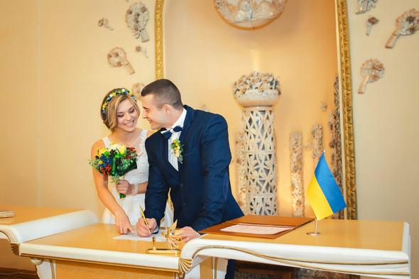 Димон_Лимон и Вика-Ежевика (Цвет) - фото №77