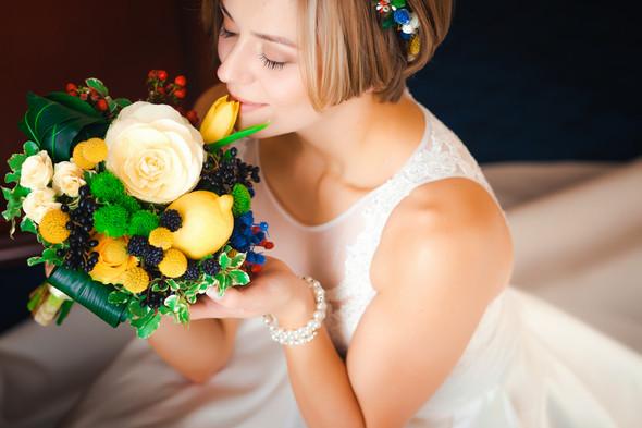Димон_Лимон и Вика-Ежевика (Цвет) - фото №45
