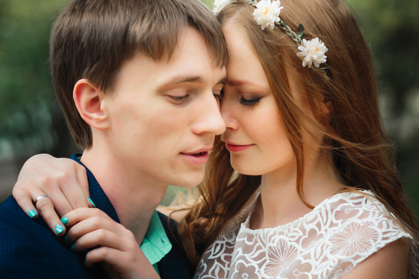 Катя и Андрей - фото №1